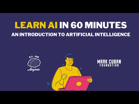 Learn AI In 60 Minutes | An introduction to artificial intelligence for students and educators