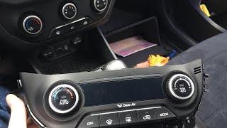 Замена блока кондиционера, на блок климат контроля в Hyundai Creta. Часть #1