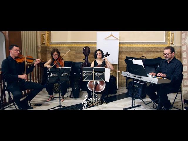 Stand by me 💛 | Grupos de Musica Bodas Net | Musical Mastia