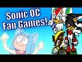 Sonic OC Fan Games - Stream Highlights