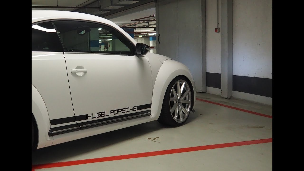 vw beetle 5c tdi sport dezent tuning 20 zoll kugelporsche. Black Bedroom Furniture Sets. Home Design Ideas