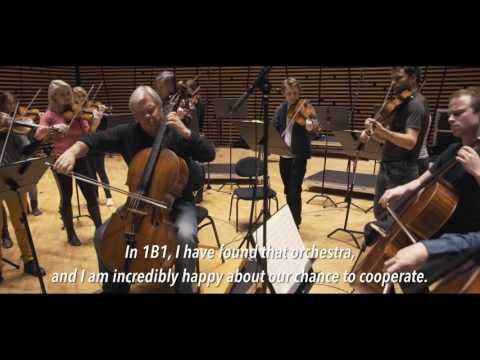 Haydn Cello Concerto with Clemens Hagen and 1B1