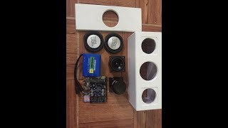 20w DIY Bluetooth Speaker