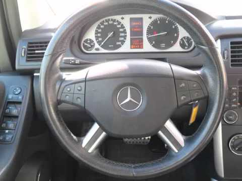 Woodbine Chrysler  2007 MercedesBenz B200 Turbo  YouTube