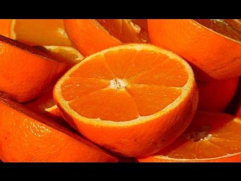 Naranja. Propiedades y beneficios de la naranja.