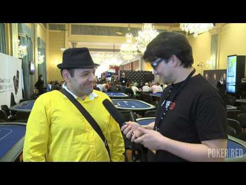 EPT San Remo 2014 día 3  Entrevista a Mikel Gurrea