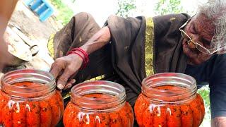 100 years old Authentic Veg Pickle | Mastanamma|