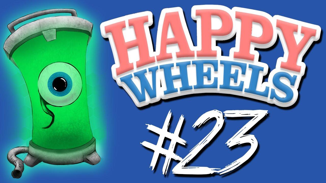 Happy Wheels  Part 23  JACKSEPTICEYE QUIZ!  YouTube