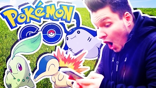 DIE 2. GENERATION!!! (Pokemon GO)