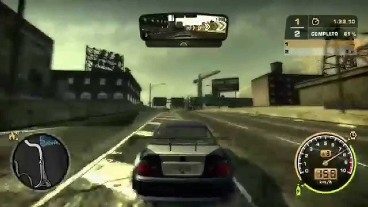 Need For Speed Most Wanted Para XBOX Clasica HD Mega