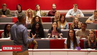 Lecturers fear coronavirus 'disaster' ahead of university return- BBC News