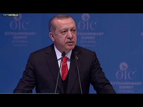 OIC Jerusalem Speech: Turkey's President Erdogan speaks on Jerusalem