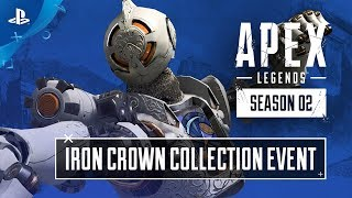 Apex Legends – Gamescom 2019 Iron Crown Collection Event Trailer | PS4