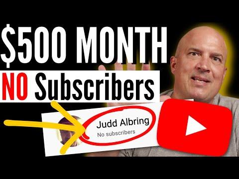 How To Make Money On YouTube Without Adsense - 5 WAYS!