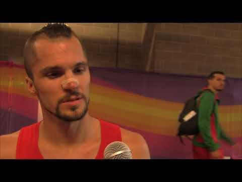 Jakub Holuša po finále 1500 m na MS v Londýně