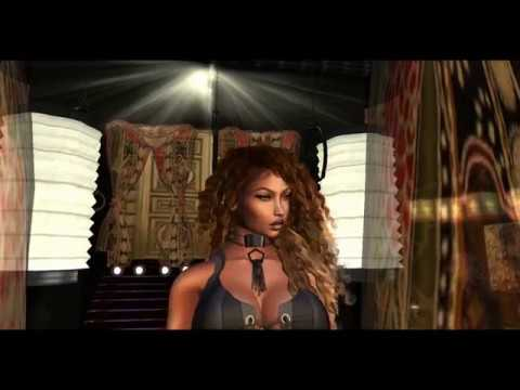 Second Life Tribute To Janet Jackson If Remix Starring Tiara35 Babii