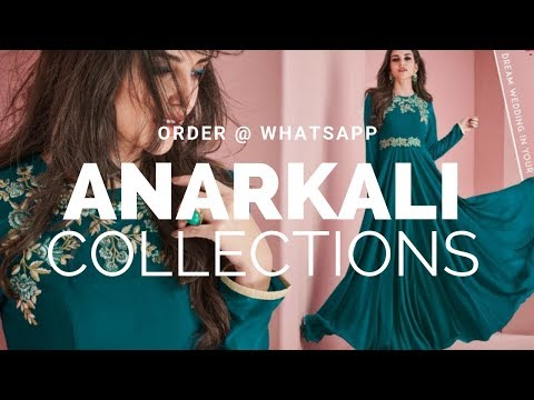 Beautiful Floor Length Anarkali Dress designs | Anarkali Suits from YouTube · Duration:  3 minutes 6 seconds