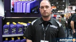 Synthetic Oil vs Regular Oil with Royal Purple @SEMA