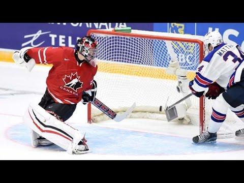 Team Canada loses to U.S. at World Juniors