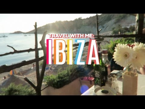 Travel with Me to IBIZA!! | AnnemarieChase