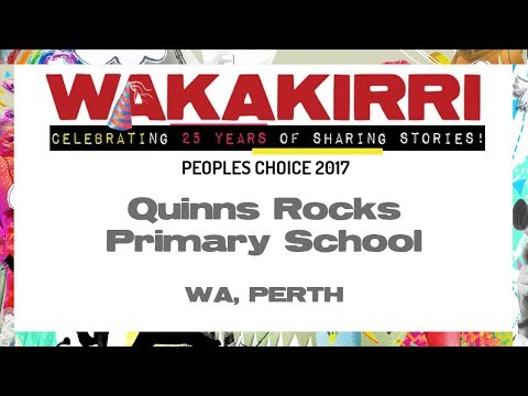 Quinns Rocks Primary School | Peoples Choice 2017 | WA, Perth | WAKAKIRRI
