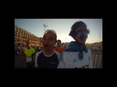 Marathon Run in Marseille 2014