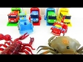 Go go Dino ! Monters Attack - Let's protect Tayo Village - Car Toys For Children - Car Toys Kid