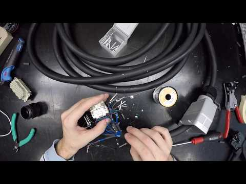 #Howto Connector Harting