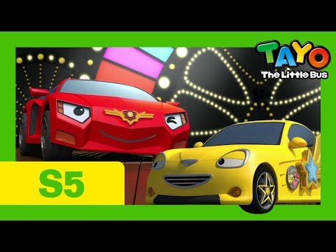 Tayo S5 EP4 l A fantastic pair l Tayo the Little Bus