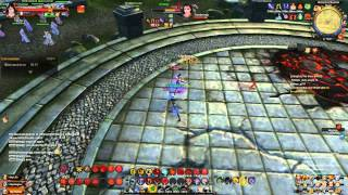 Age of Wulin-Sky Ladder-03/07/2015 Heavenly Dance vs Ancient Dragon Claw