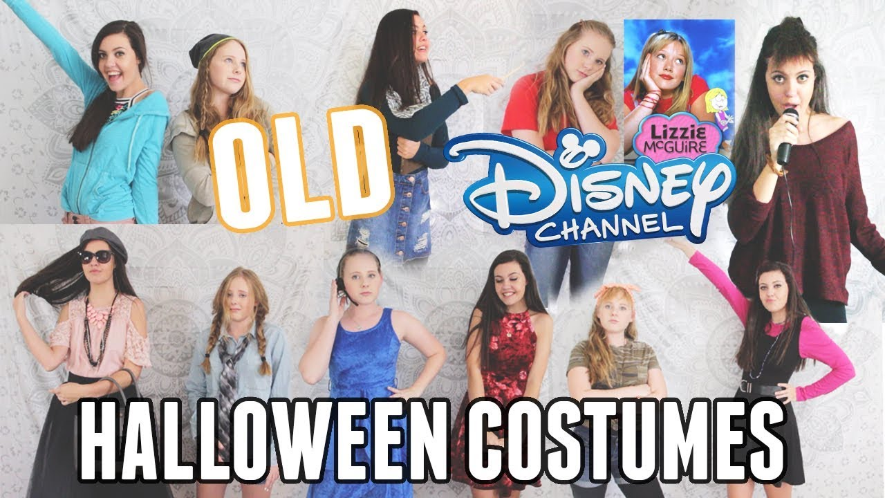 old disney channel halloween costumes ideas