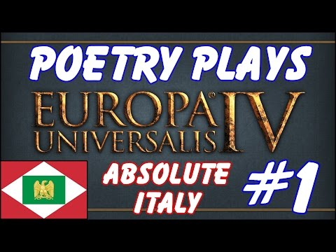 EU4 Mandate of Heaven - Absolutist Italy - Episode 1