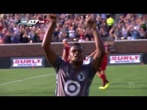 Highlights: MNUFC vs. Toronto FC