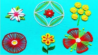 Incredible Hand Embroidery,Flower embroidery,Beaded flower Embroidery 2019,फूल डिजाइन,ফুরের নকশা