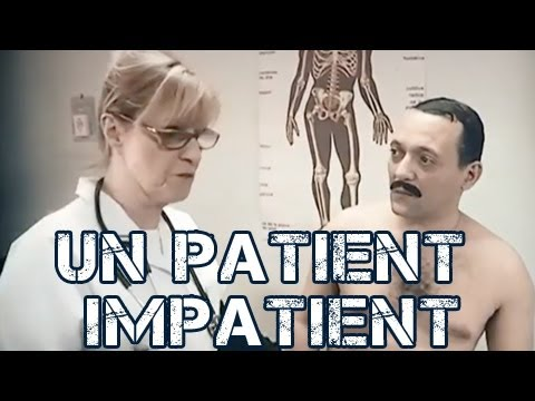 Palizzi : Un patient impatient (avec Chantal Ladesou)