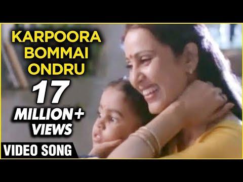 Karpoora Bommai Ondru - Keladi Kanmani - S.P. Balasubramaniam & Geetha