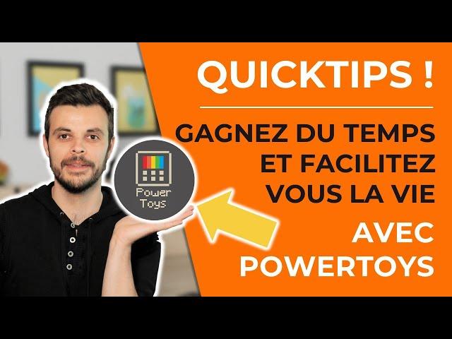 Gagnez du temps lorsque vous développez et intégrez vos modules e-learning avec PowerToys pour Win10