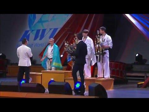 2 KWU WC Artur Arushanyan 70 (ARM)KWF) vs Vitaliy Chekh 79(KAZ)WKO)