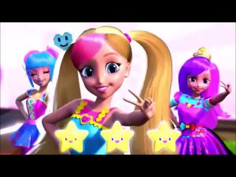 Barbie Video Game Hero | Chiwawa Music Video (Form Just Dance 2016)