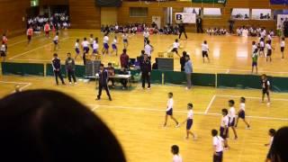 ドッチボール 富木島×横須賀
