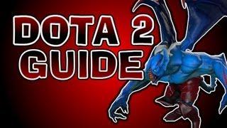 Dota 2 Guide Night Stalker ГАЙД НА БАЛАНАРА (Ночная бабочка ну кто же виноват)