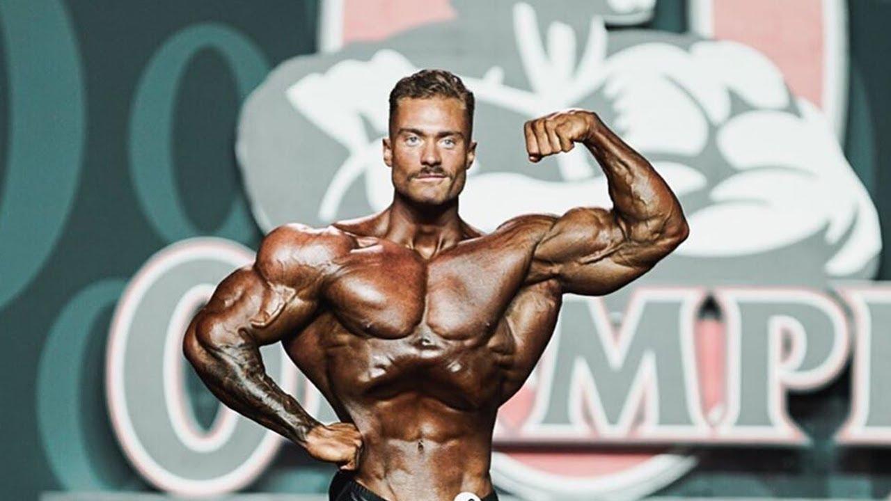 Chris Bumstead Motivation