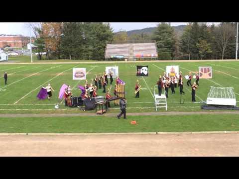 Elk County Catholic High School Band 2015