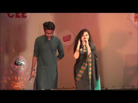 Jaani Dekha Hobe ( Anupam and Shreya Cover) @ CEE Cultural Night 2017, SUST
