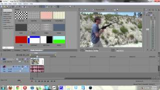 Sony Vegas Tutorial | Drunk/Blurred Double Vision Effect