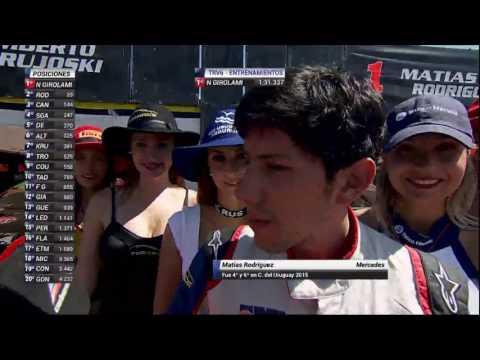 CLASIFICACION TOP RACE - CONCEPCION DEL URUGUAY