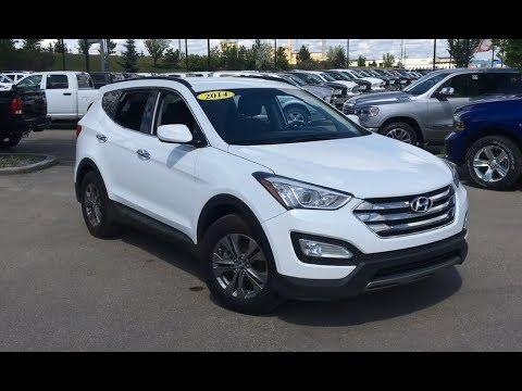 2014 Hyundai Santa Fe Sport AWD   Rear Parking Sensors   Edmonton AB    17GV5868A   Crosstown Dodge