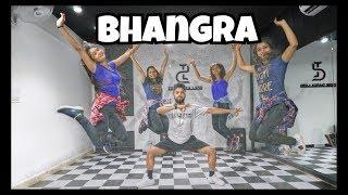 Bhangra Ta Sajda | Veere Di Wedding | Neha Kakar |Dance choreography | thedanzaland