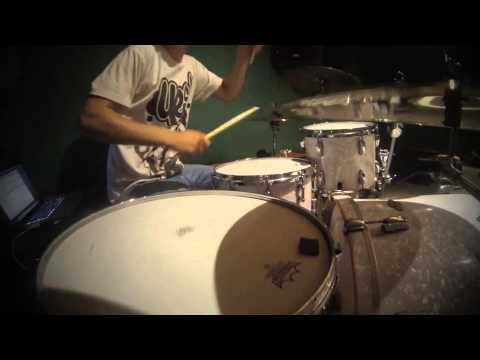The Amity Affliction - Flowerbomb Drum Cover HD
