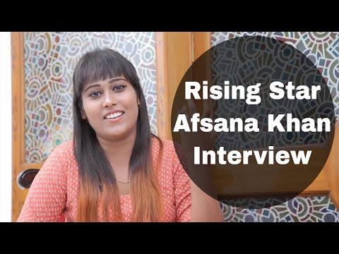 Afsana Khan Punjabi Singer | Rising Star | Exclusive Interview | BhangraHits.com